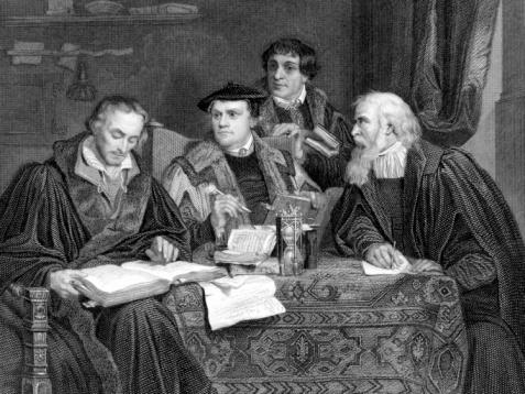 Les Réformateurs étaient-ils en faveur du «mariage pour tous» ?