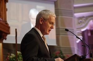 Laurent Schlumberger élu à la tête de l'Eglise protestante unie de France