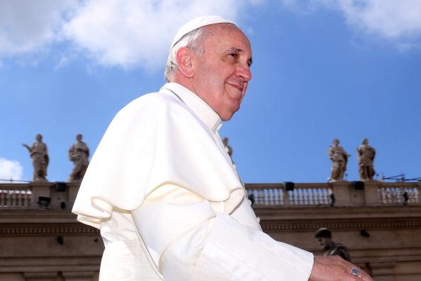 Le pape et l'écologie