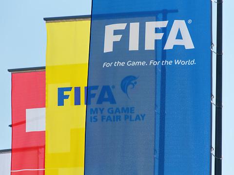 Scandale à la Fifa