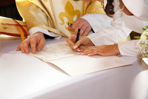 Bénir les couples homosexuels : réactions catholiques