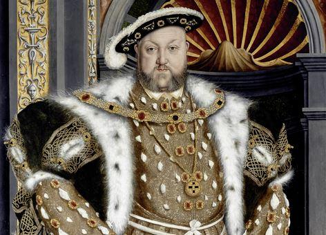 L'exposition sur Les Tudors